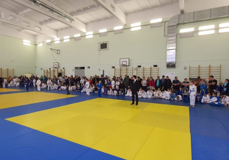 Традиционный турнир по дзюдо, посвящённый «Дню народного единства».