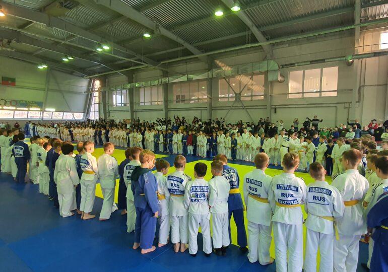 12 декабря в г.о. Котельники Московской области состоялось открытое первенство по дзюдо.